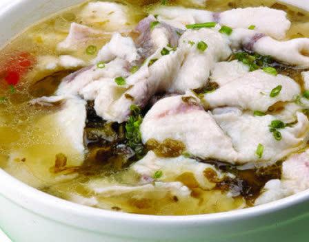 酸菜鱼的家常做法 做出饭店的味道