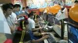 QQ飞车全民争霸赛第三周赛都匀浪人旗舰网吧
