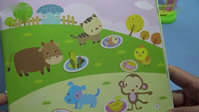 223粉红猪动车新的v动车频段小猪佩奇小妹游视工具亲子图片