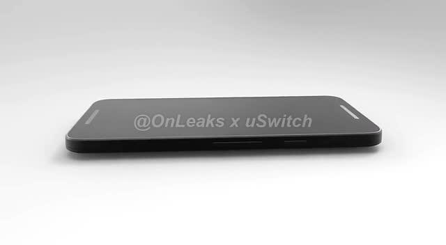 LG Nexus手机渲染图曝光截图