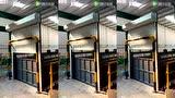 视频: 济南鼎弘升降机械有限公司导轨式升降平台视频