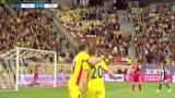 【集锦】罗马尼亚1-1黑山 波帕破僵约维蒂奇救主