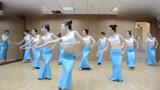 形体芭蕾课《灰姑娘》一支好美的形体拉伸舞蹈
