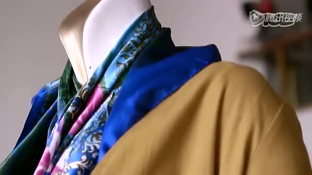 伊朗美女也爱时尚 包头巾T台走秀截图