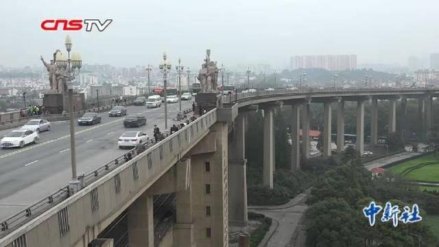 探访南京长江大桥:封闭维修前夕