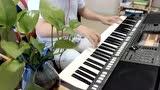 86版《西游记》插曲《女儿情》电子琴版琴声悠扬,百听不厌图片