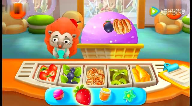 狂魔随便玩玩具第32集:教你制作彩色方块软果冻