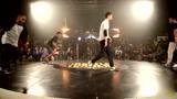 两个世界街舞冠军组队虐对手!这场斗舞真是热血澎湃!