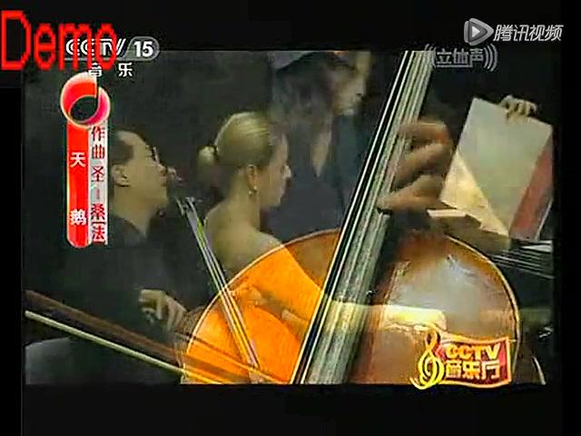 大提琴独奏 天鹅 马友友