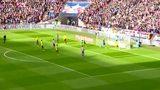 水晶宫2-1沃特福德  博拉西耶破门决赛对阵曼联