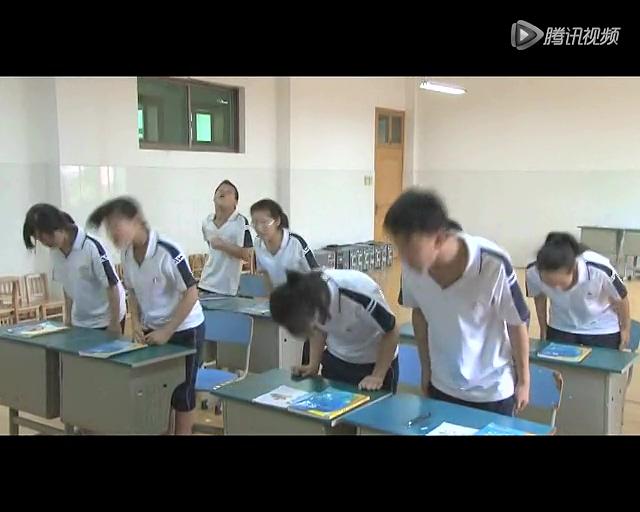 浙江省丽水市特殊教育学校精品课展示