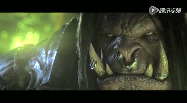 魔兽世界:德拉诺之王 中文配音版游戏开场动画截图