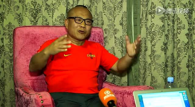 赵旭东专访:不做第二个郭德纲做最真实的自己截图
