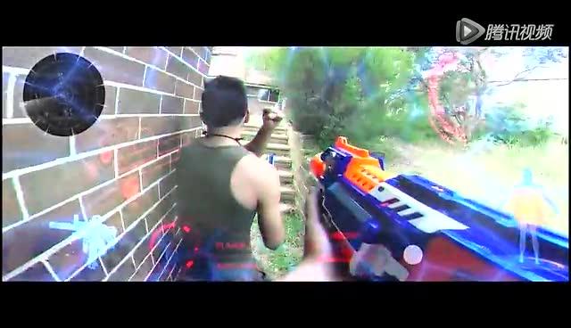 国人自制玩具版cs 未来fps射击游戏就该这么玩截图