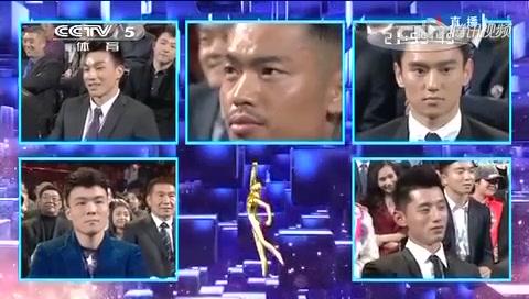 体坛风云人物 宁泽涛获年度最佳男运动员奖截图