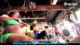 视频:孕妇怀孕负重锻炼 大肚举杠铃吓尿观众