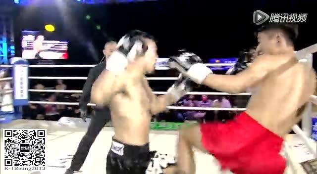 k-1中国集训营超级站:韩佳强VS刘浩天