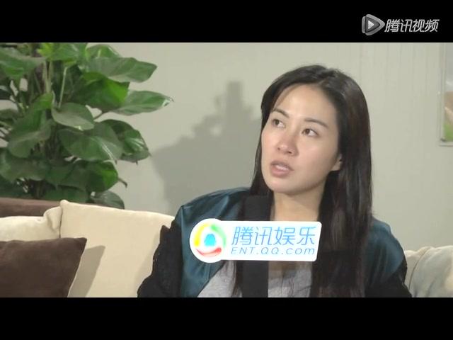 《女神的新衣》发布会:叶璇张馨予尚雯婕访谈截图