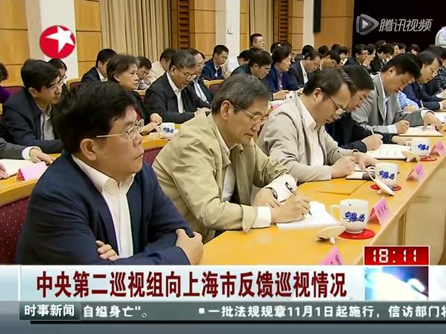 视组 上海个别领导干部亲属倚权谋取巨额利益图片