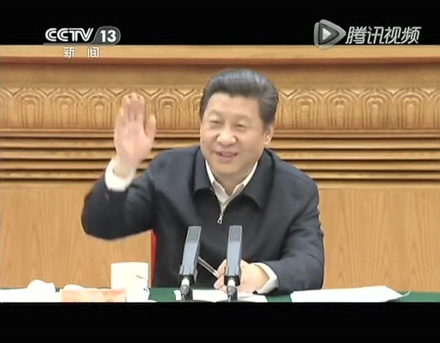 习近平讲述自己当县委书记往事:有激情也要从容截图