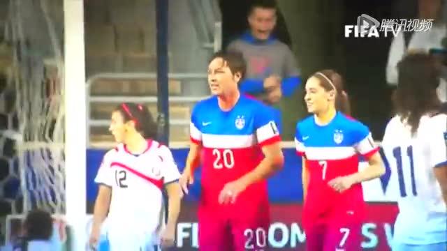FIFA世界足球小姐:德国女足灵魂凯斯勒当选截图