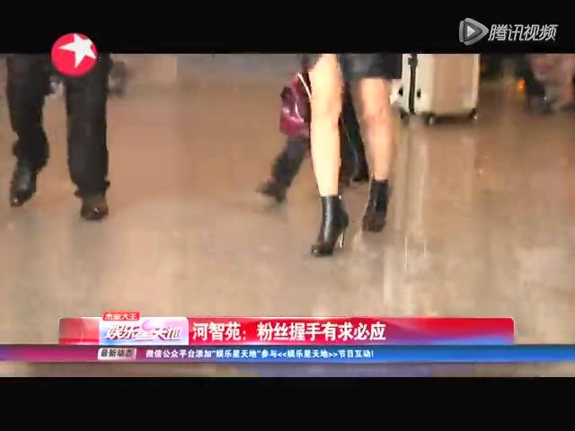 36岁河智苑晒素颜自拍