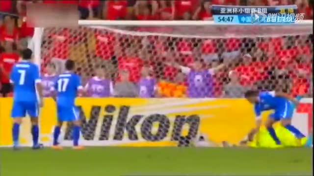 中国2-1逆转!小组第1提前出线 吴曦扳平孙可绝杀截图