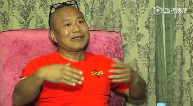 赵旭东专访精华版:名利只是过眼云烟截图