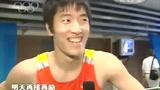视频:刘翔雅典夺冠全纪录 12秒91创中国奇迹