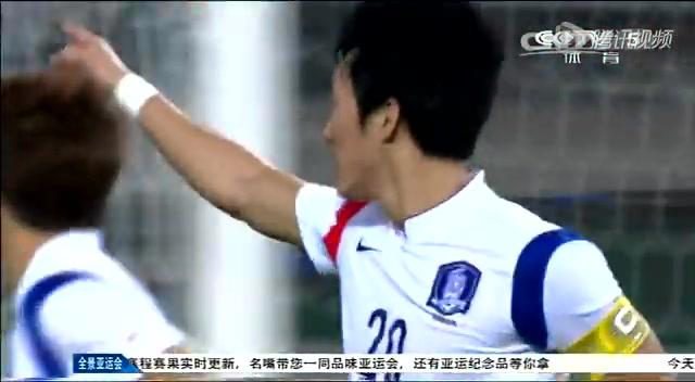 韩国男足压迫进攻获主动 2-0完胜泰国进决赛截图