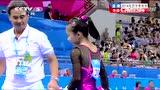 视频:体操女子高低杠 中国小将王妍收获铜牌