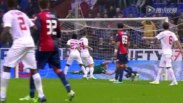 【集锦】热那亚0-1罗马 纳英戈兰世界波建功截图