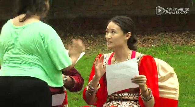 看呆了!周韦彤热舞变身性感印度女郎 陈小春跳印度舞爆笑全场截图