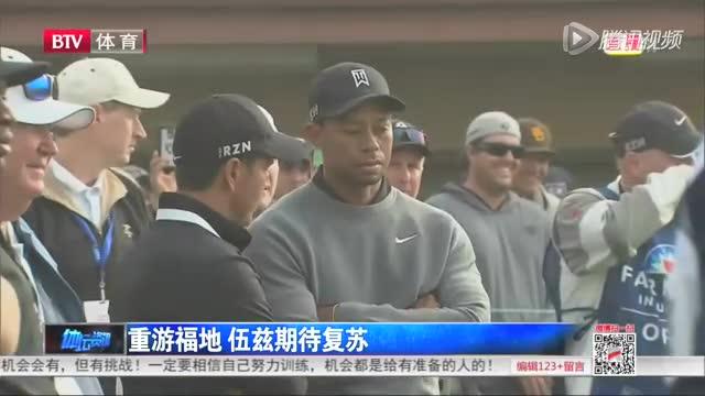 视频:重游福地 伍兹期待复苏