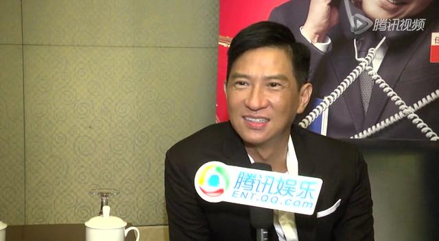 专访《临时同居》张家辉郑秀文:我们两个相逢恨晚截图