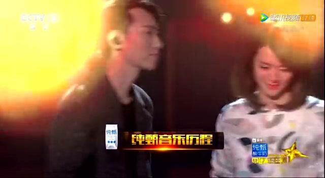 独播:陈昊宇哽咽离开李宇春起立送别再露大腿 7强诞生截图