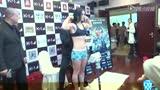 视频:K-1王者战称重仪式 中美拳王肌肉大PK