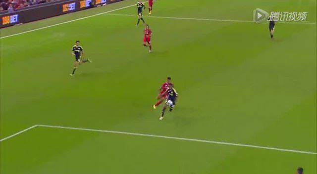 【集锦】利物浦16-15米堡 两超新星破门点球14-13截图