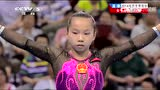视频:青奥女子平衡木 中国小将王妍再夺一金