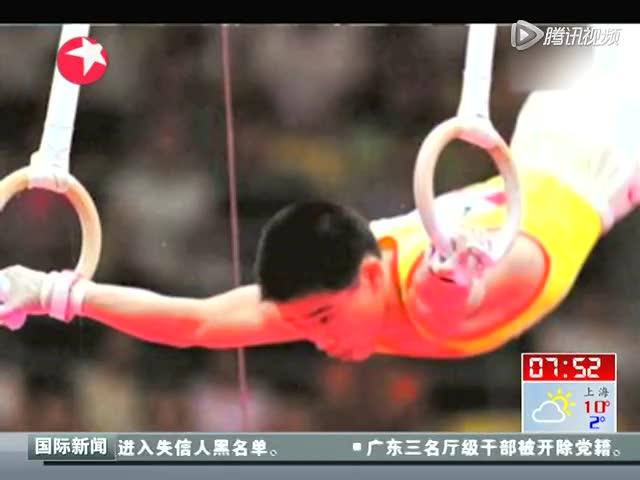 张尚武转战上海地铁 体操冠军卖艺引热议截图