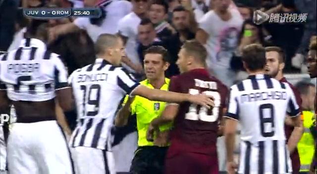 【进球】皮尔洛任意球造点 特维斯一蹴而就截图