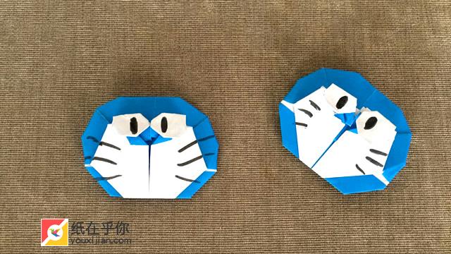 手工折纸:千纸鹤收纳盒视频图解教程