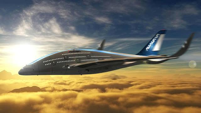 一次可载755人的飞机,比空客a380还大