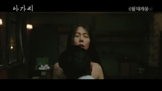 《小姐》 韩国先行版 这部电影集同性女权暴力于一体