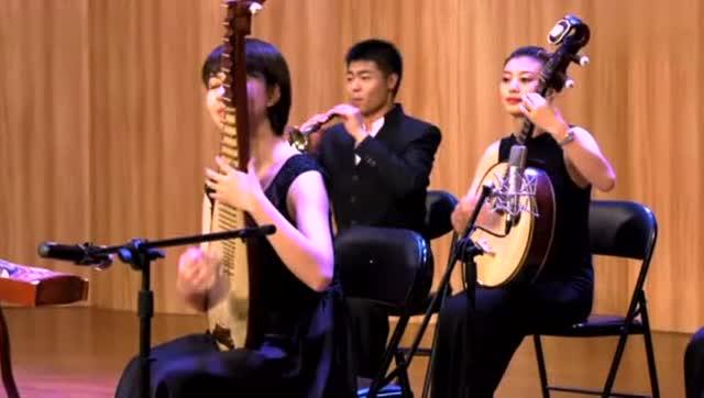 【古筝串烧】茉莉花和康定情歌