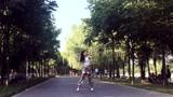 飘逸的舞步真美!这样的广场舞谁能不喜欢呢!