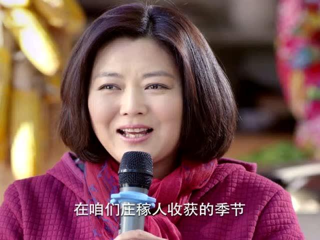 王茜华撑过生活所有坎坷