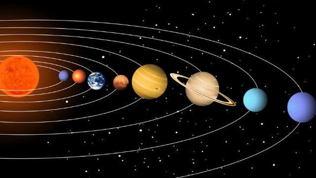 木星和土星是团气,地球摆脱金星命运的只因一次碰撞
