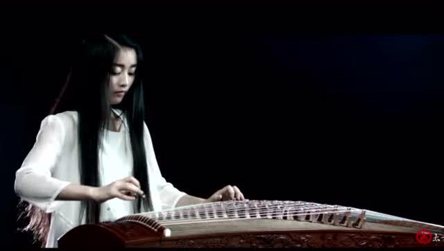 经典武侠歌曲 《刀剑如梦》古筝演奏惊艳版