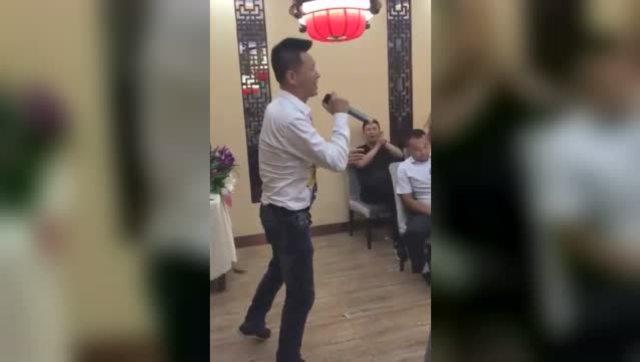 """""""小阿宝""""陕北民歌《梦中的兰花花》"""